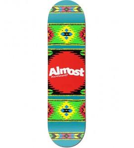 Tabla Skate Almost Aztek 8.0