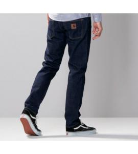 Pantalones Carhartt Klondike pant Blue rinsed