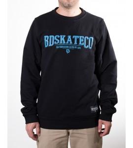Sudadera BD crew sweater Logo