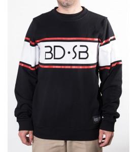 Sudadera BD crew SB logo
