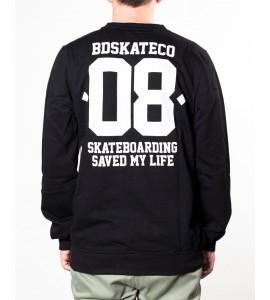 Sudadera BD crew sweater 08