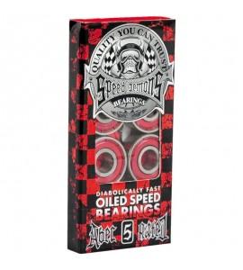 Rodamientos Speed Demons Abec 5