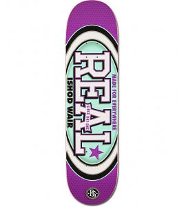Tabla skate REAL Wair Champion 8,02
