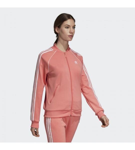 Rosa Chaqueta Rosa Adidas Sst Adidas Sst Chaqueta tYw8q5R