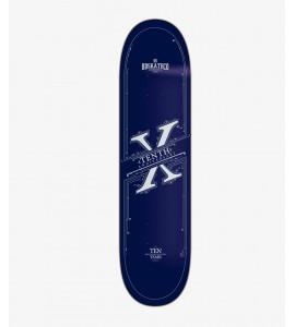 Skate deck BDSKATECO. X Anniversary Navy model.