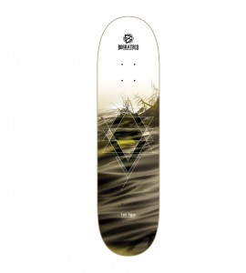 Tabla BDSKATECO Fade Away - WATER- CP shape