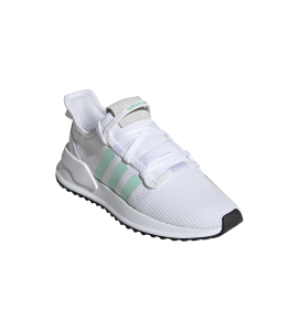 ZAPATILLAS ADIDAS U_PATH RUN BLANCAS/VERDE