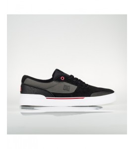 ZAPATILLAS DC SWITCH PLUS S NEGRO/CAQUI