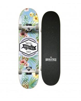 Skate COMPLETO BD TROPHICAL - Pineapple
