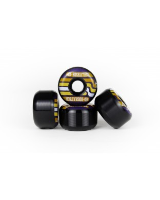 Set of skate wheels BD Retrospective Purple
