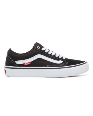 ZAPATILLAS VANS OLD SKOOL PRO NEGRA