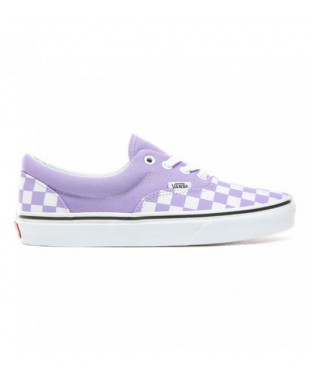 ZAPATILLAS VANS ERA CHECKERBOARD MORADO