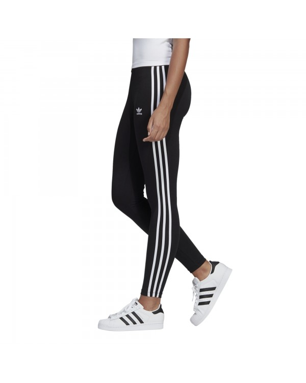 LEGGINS ADIDAS 3 STRIPES NEGRO