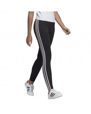 LEGGINS ADIDAS 3 STRIPES BLACK