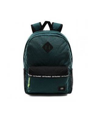 BACKPACK VANS OLS SKOOL PLUS II GREEN