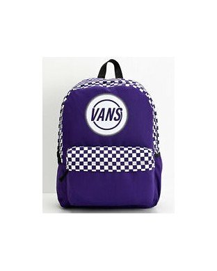 BACKPACK VANS TAPPER OFF PURPLE