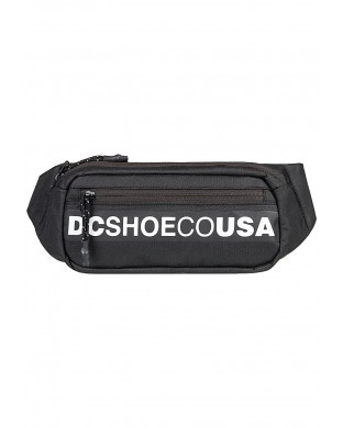 WAISTBAG DC ZACHERS BLACK