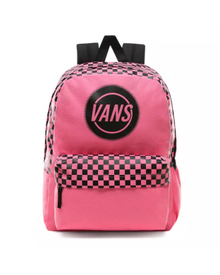 BACKPACK VANS TAPPER OFF PINK