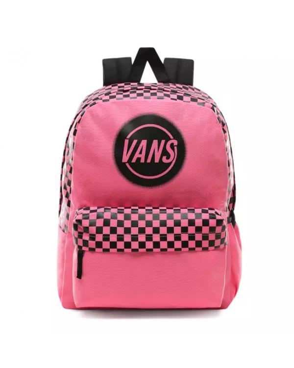 mochila vans mujer rosa