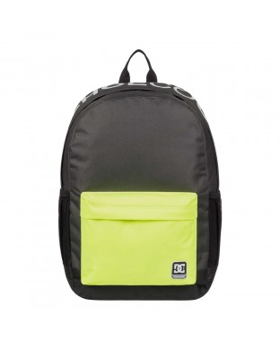 BACKPACK DC BACKSIDER BLACK/FLUOR