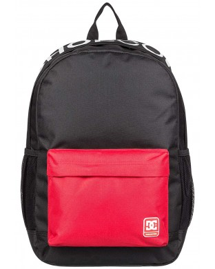 BACKPACK DC BACKSIDER CB BLACK/RED