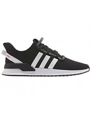 ZAPATILLAS ADIDAS U_PATH RUN NEGRAS/BLANCAS