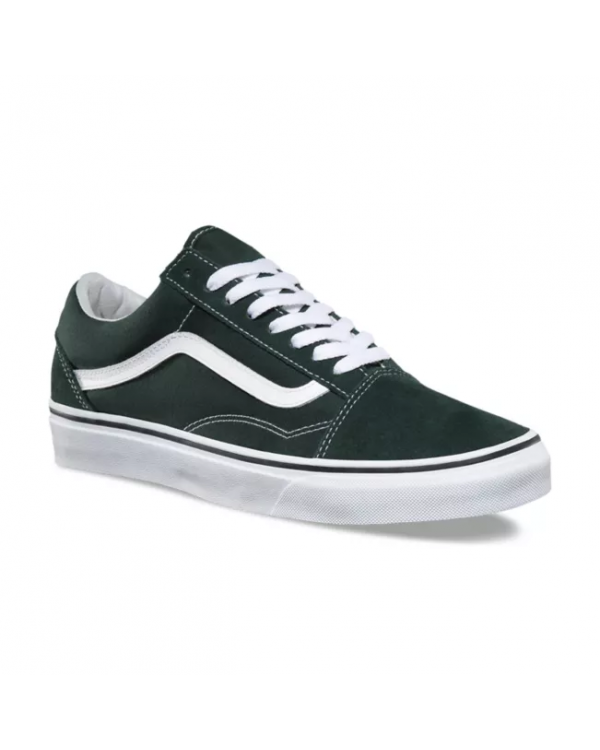 ZAPATILLAS VANS OLD SKOOL VERDE