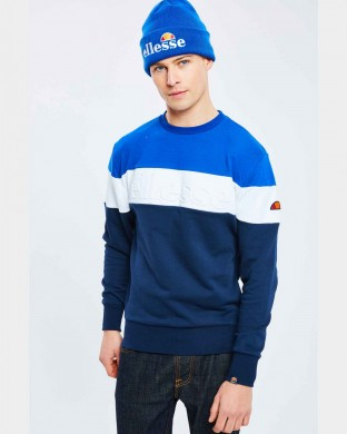SWEATER ELLESSE TORRE BLUE