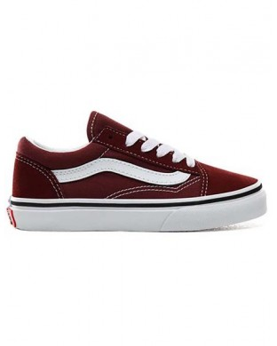 ZAPATILLAS VANS OLD SKOOL BURDEOS