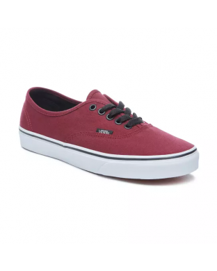 ZAPATILLAS VANS AUTHENTIC BURDEOS