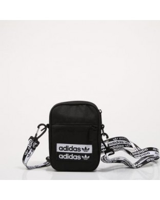 SHOULDER STRAP ADIDAS FEST BAG BLACK