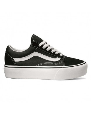 ZAPATILLAS VANS OLD SKOOL PLATFORM NEGRA