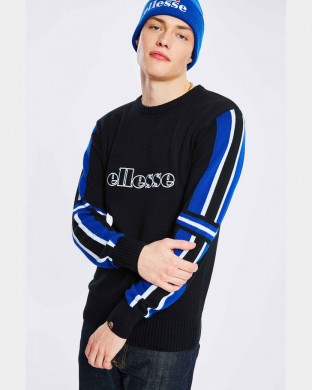 SWEATER ELLESSE VALESSIA BLACK