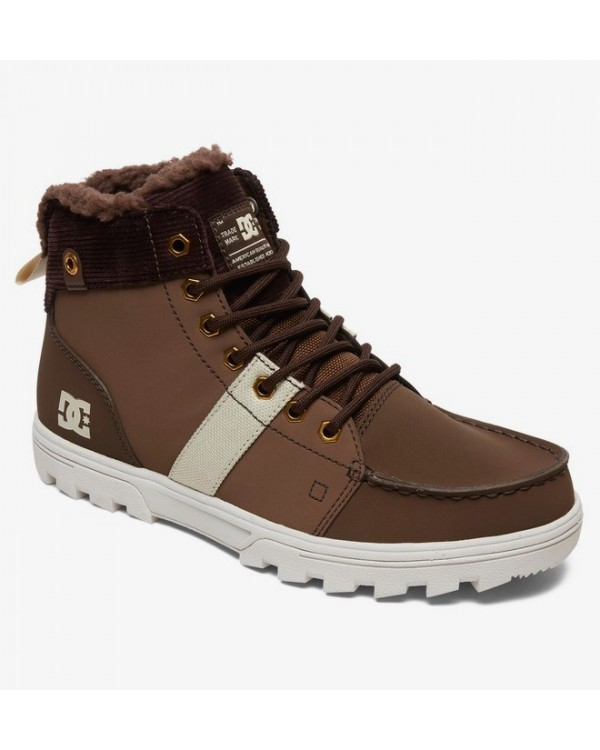BOOTS DC WOODLAND BROWN