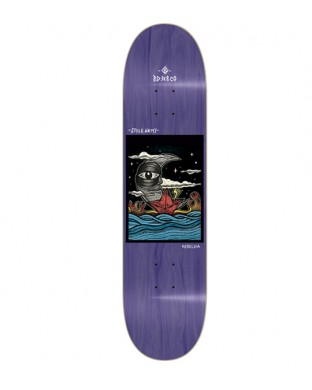 Tabla BDSKATECO Stole Army II model. Reveldia Purple