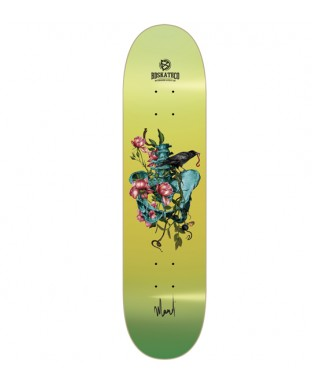 BDSKATECO deck Artist Series: Mandy Huckle