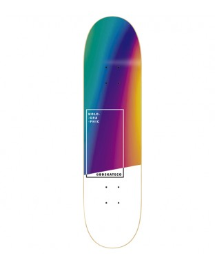 Tabla BDSKATECO Holographic Rainbow