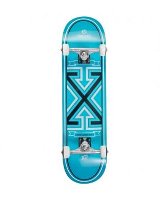 BDSKATECO skate complete X anniv. II Teal model 8.125