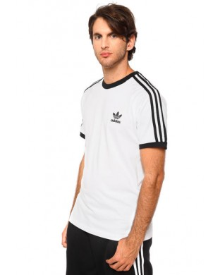 CAMISETA ADIDAS 3 STRIPES BLANCO