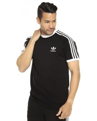 CAMISETA ADIDAS 3 STRIPES NEGRO
