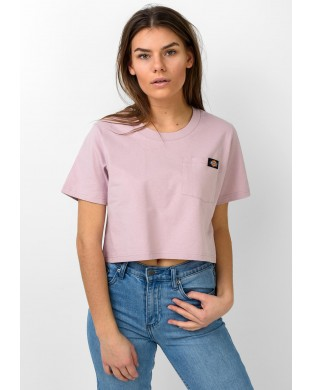 CAMISETA DICKIES ELLENWOOD TEE ROSA