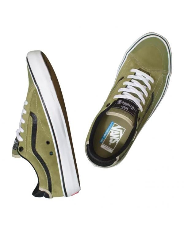 ZAPATILLAS VANS TNT ADVANCED PROTOTYPE VERDE