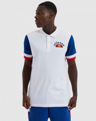 POLO ELLESSE COSTA BLANCO