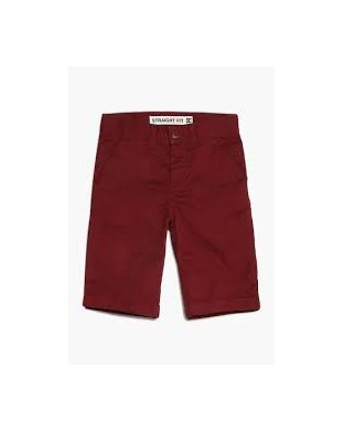 BERMUDAS DC WORKER STRAIGHT BURDEOS