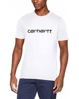 CAMISETA CARHARTT SCRIPT TEE BLANCA