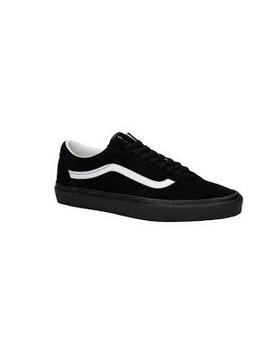 ZAPATILLAS VANS OLD SKOOL SUEDE NEGRO
