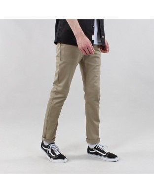 PANTALON DICKIES SLIM SKINNY BRITISH TAN