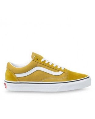ZAPATILLAS VANS OLD SKOOL AMARILLA