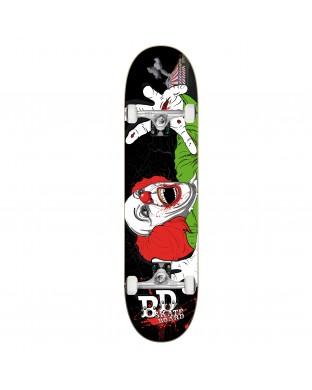 Skate Complete BDSKATECO brand. The Clown