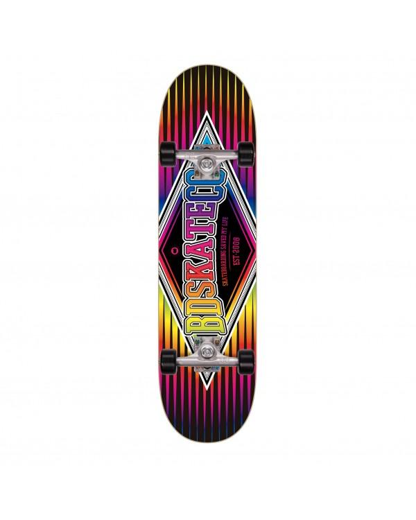 Skate Complete BDSKATECO brand - Diamond Multitone